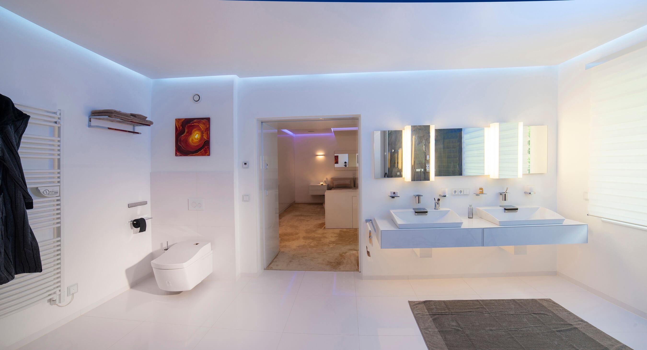 Luxus Badezimmer Luxurises Badezimmer Design vom Profi