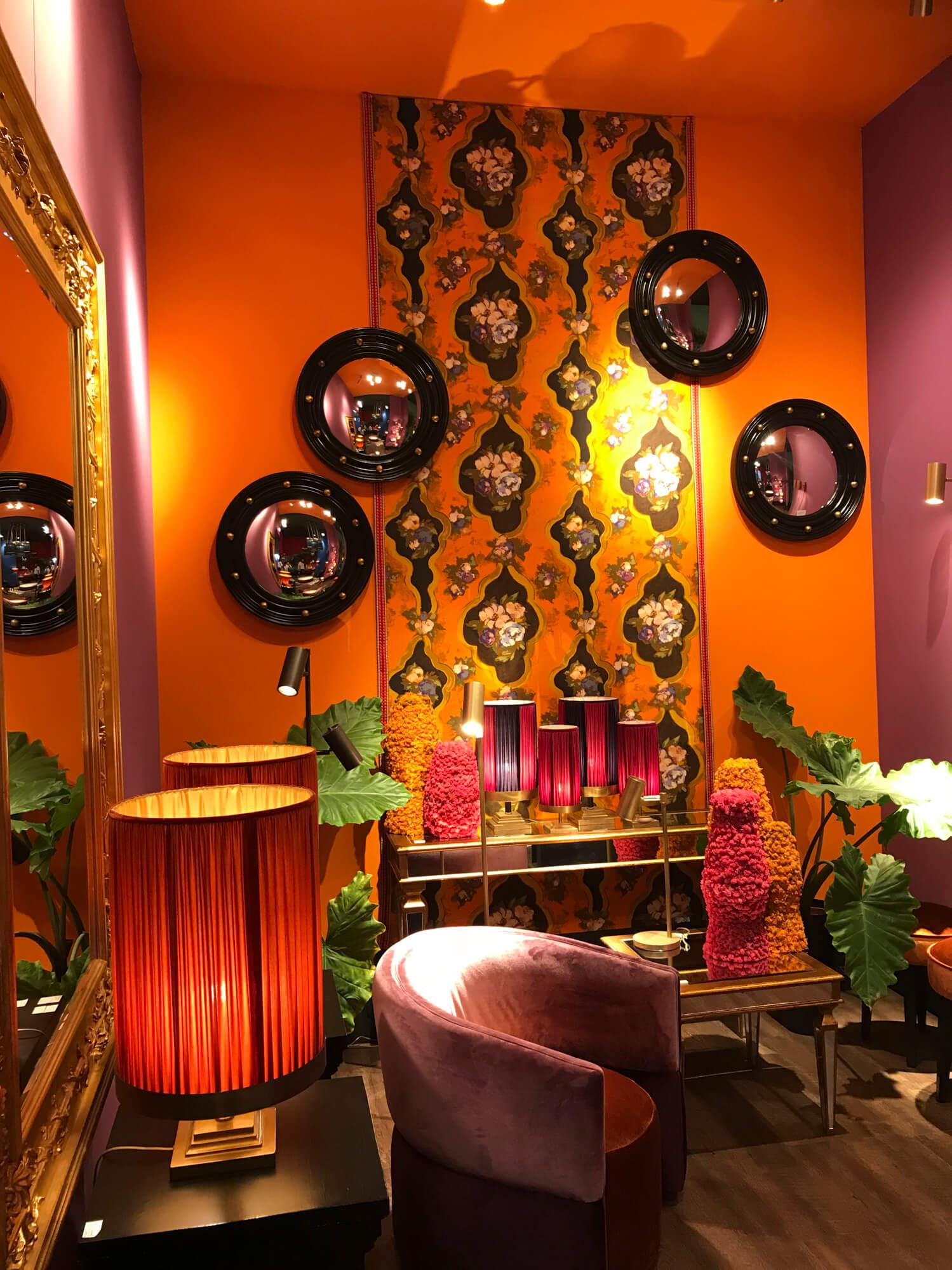Herbst Interieur in warmen Farben Tipps vom Designer