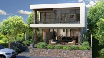 Narrow Lot Home Designs