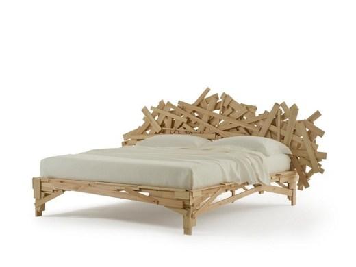 FAVELA Double Bed By Fernando & Humberto Campana (2013