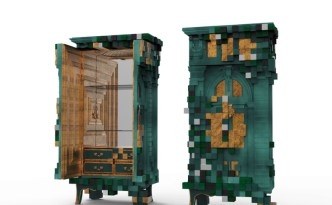 PICCADILLY Cupboard-Storage Cabinet-Buffet from BOCA DO LOBO (Limited Edition Collection) - Copyright: ©Boca do Lobo
