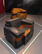 TRON Armchair by Dror Benshetrit (Studio Dror) for CAPPELLINI & WALT DISNEY SIGNATURE (Limited Edition, 2010) at the Design Miami 2010 - Copyright©: Dror Benshetrit (Studio Dror), CAPPELLINI, DISNEY, DISNEY CONSUMER PRODUCTS