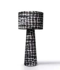 "BIG SHADOW SPECIAL Floor Lamp by Marcel Wanders for his ""Personal Collection"" (Copyright©: Marcel Wanders)"