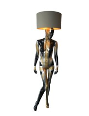 GOLD UNION Mannequin Floor Lamp by Jimmie Karlsson & Martin Nihlmar from JIMMIE MARTIN (Copyright: © JIMMIE MARTIN, Jimmie Karlsson, Martin Nihlmar)