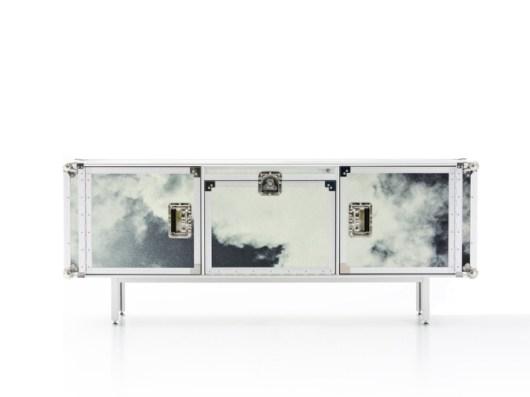 total flightcase sideboard credenza buffet from diesel moroso successful living from diesel. Black Bedroom Furniture Sets. Home Design Ideas