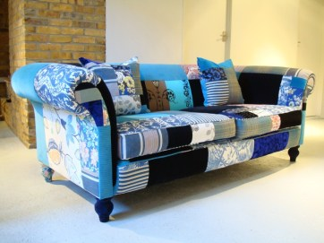 CHESTERFIELD Sofa (variation without buttons) by Lisa Whatmough from SQUINT LIMITED (Copyright: © Lisa Whatmough, SQUINT LIMITED)
