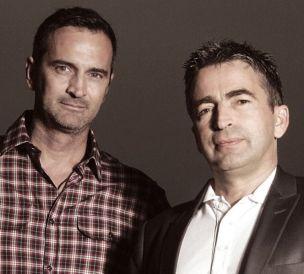 KARE DESIGN Owners - Jürgen Reiter (left) & Peter Schönhofen (right) - Copyright: ©KARE DESIGN