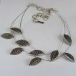 Lunamor - Collier Blätter