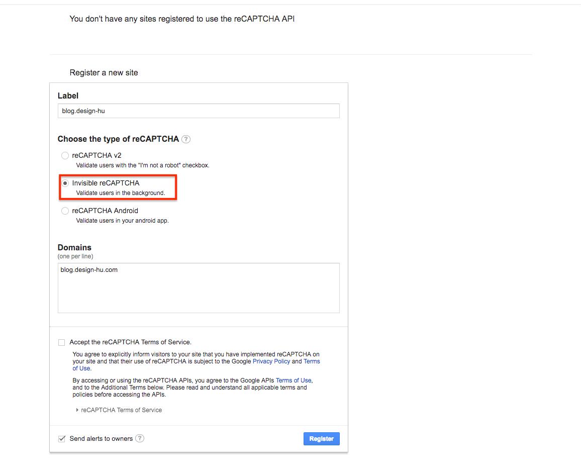 跳過recaptcha 驗證 - Google Invisible reCAPTCHA 隱形驗證碼 教學 |鵠學苑