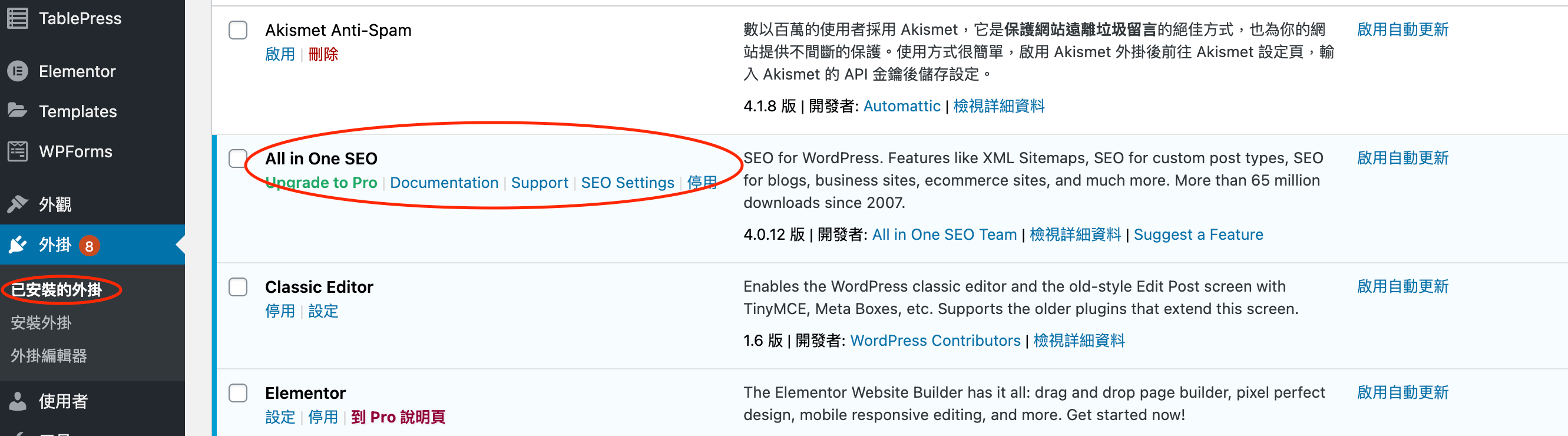ALL IN SEO