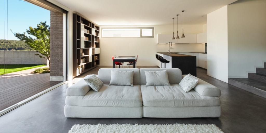 Come arredare un soggiorno  Design Italia