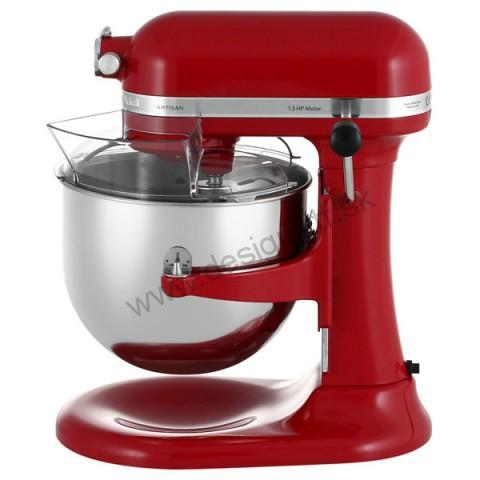 Kitchenaid robot Artisan 6.9 l 5KPM7580 červený | DESIGN JTF