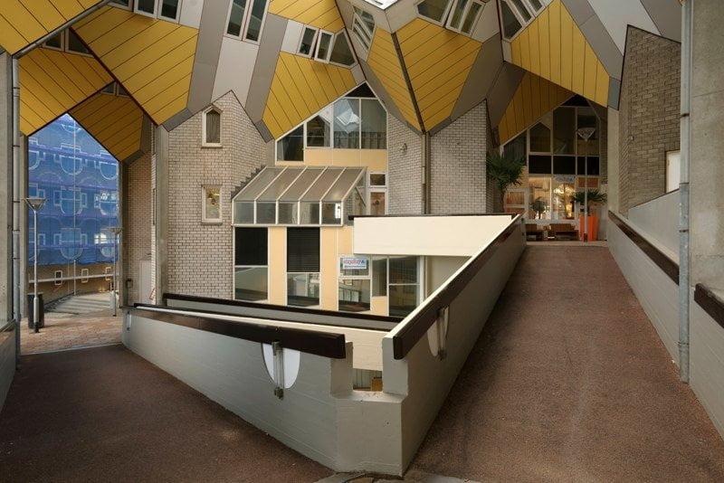 Le case cubiche di Piet Blom  Design Miss