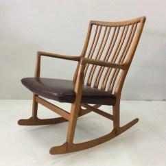 Hans Wegner Rocking Chair Wedding Covers Hire West Midlands Ml33 1950s Design Market