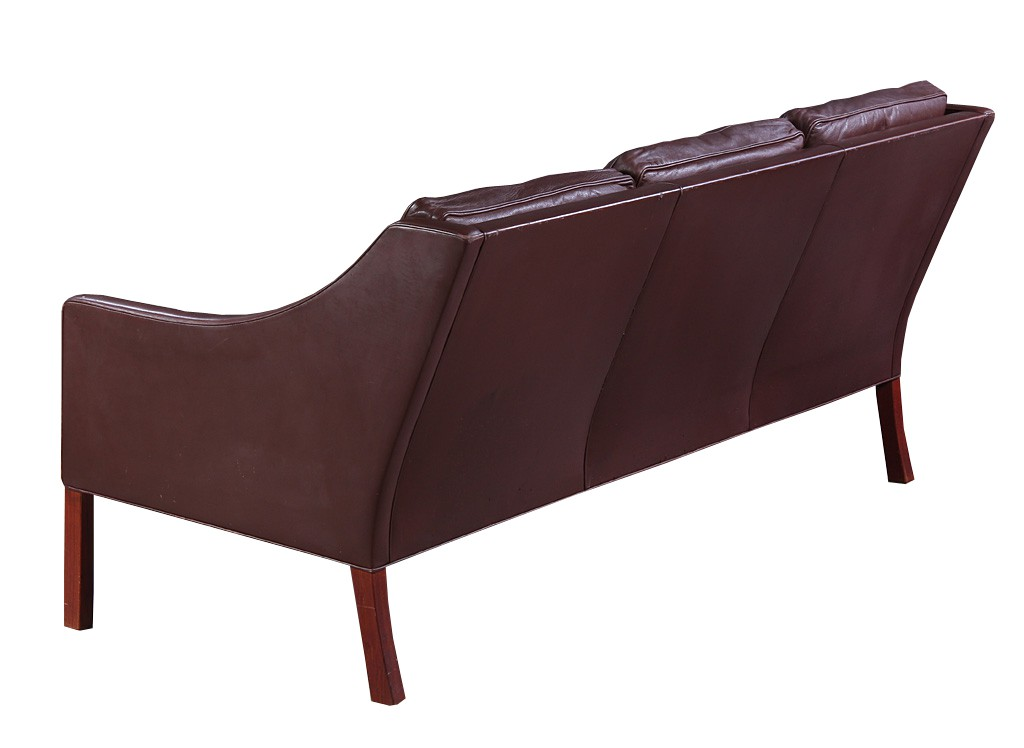 borge mogensen sofa model 2209 cleaning long island fredericia stolefabrik 3 seater 1960s sold