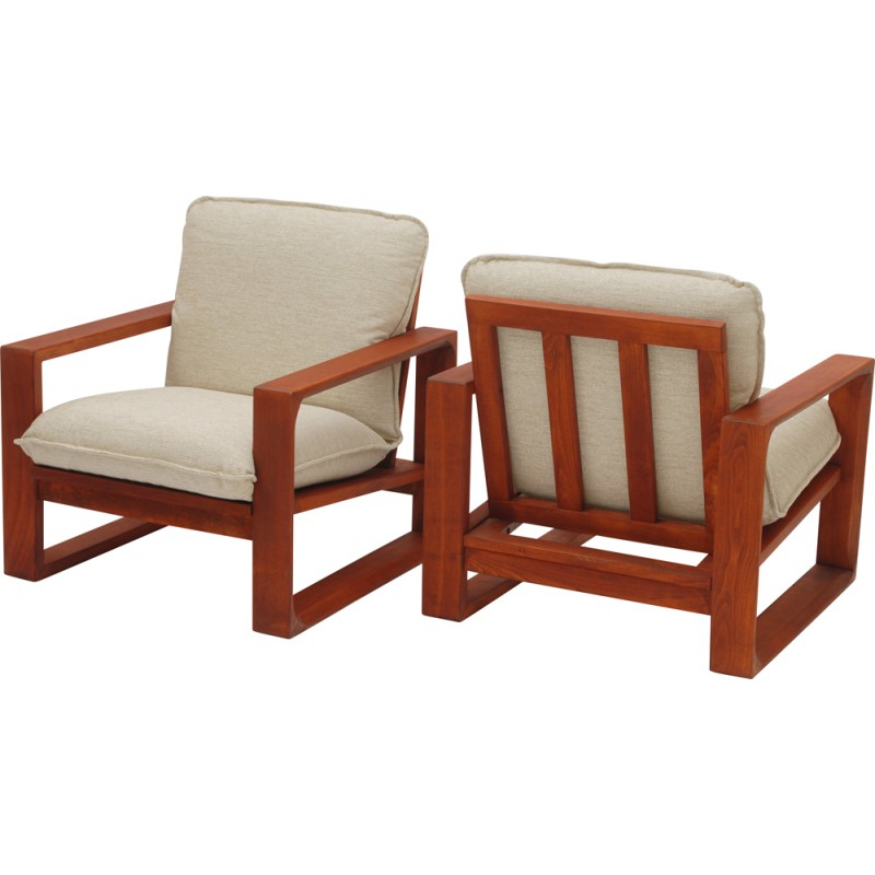 wooden lounge chair covers at party city set of 2 chairs 1970s design market