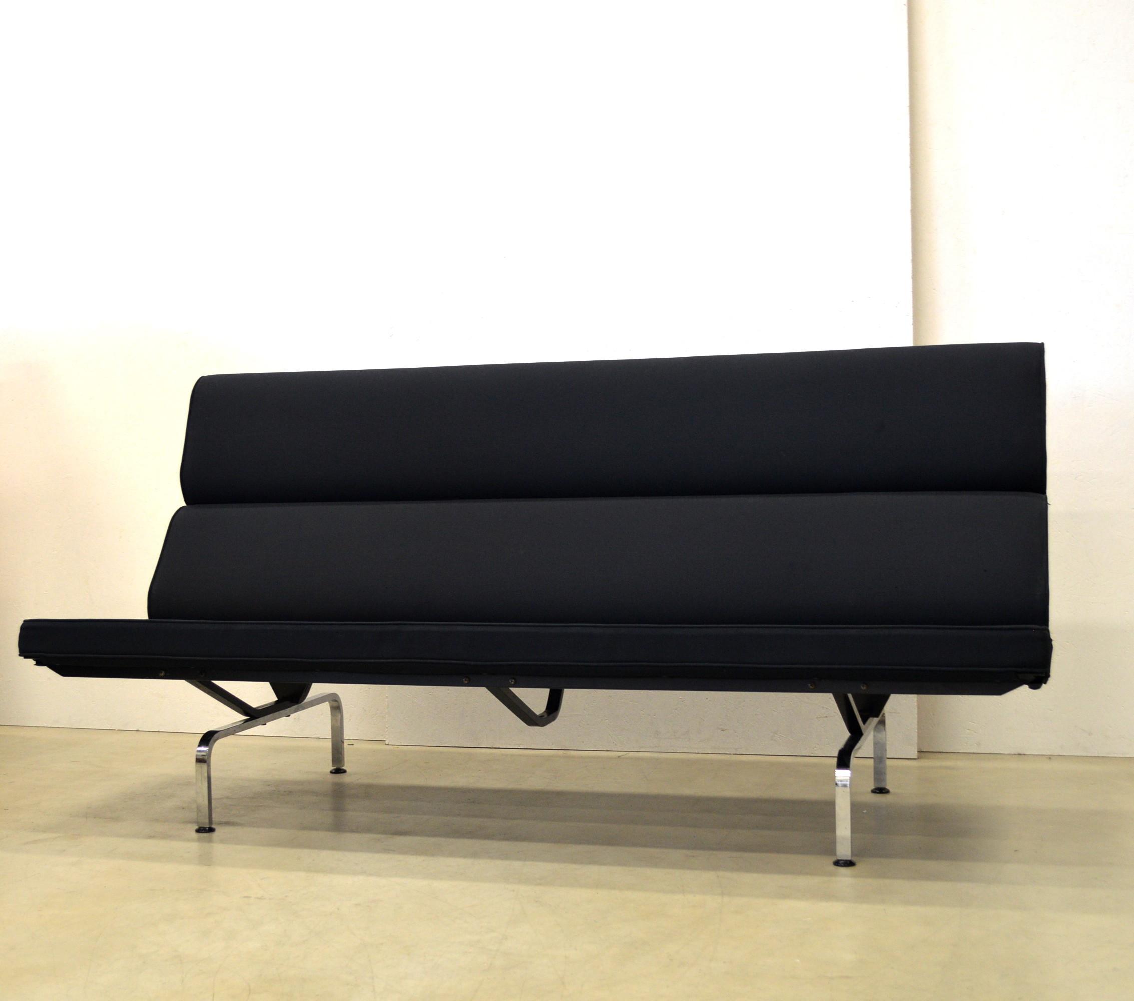 eames sofa compact brompton next reviews lounge seating herman