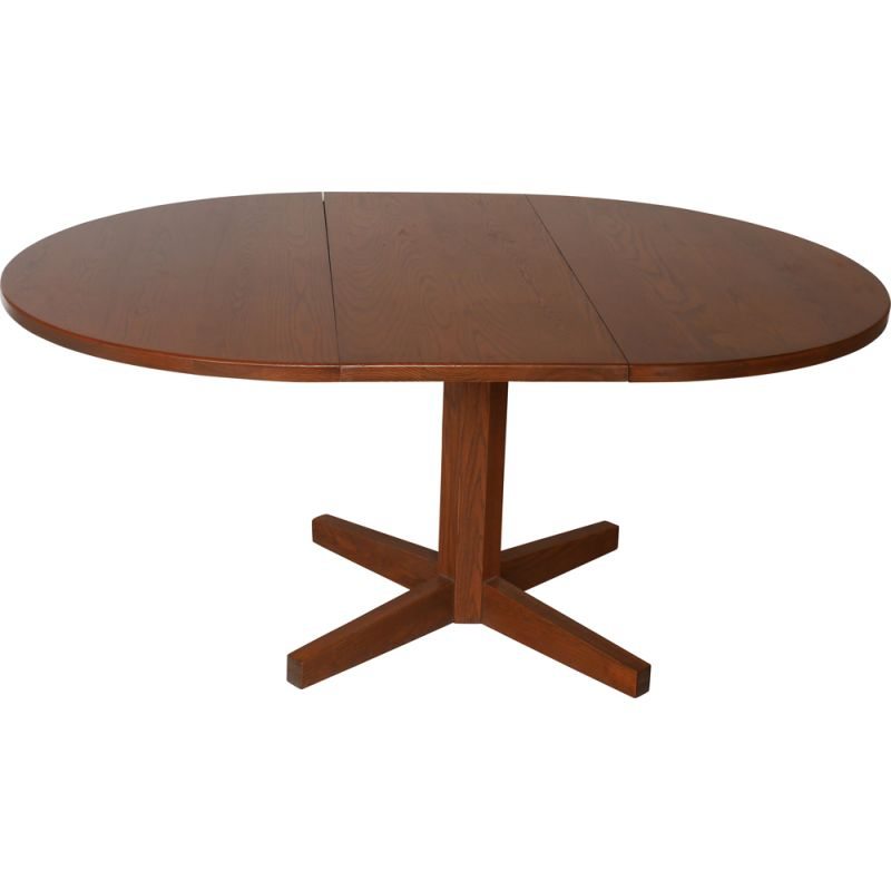 vintage extensible table in american