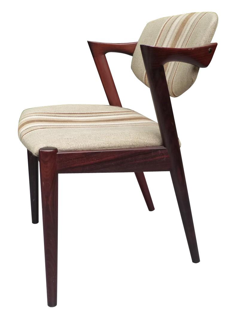 42 chair Kai KRISTIANSEN  1950s  Design Market