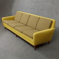 Dux Sofa By Folke Ohlsson Leather Sleeper Sectional 1960 Gradschoolfairs