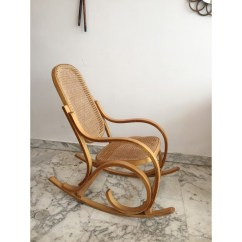 Rocking Chair Height Office 300 Lb Capacity Vintage Kid 1960s Design Market