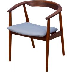 Danish Dining Chair Desk And Chairs Vintage In Teak 1960s Design Market
