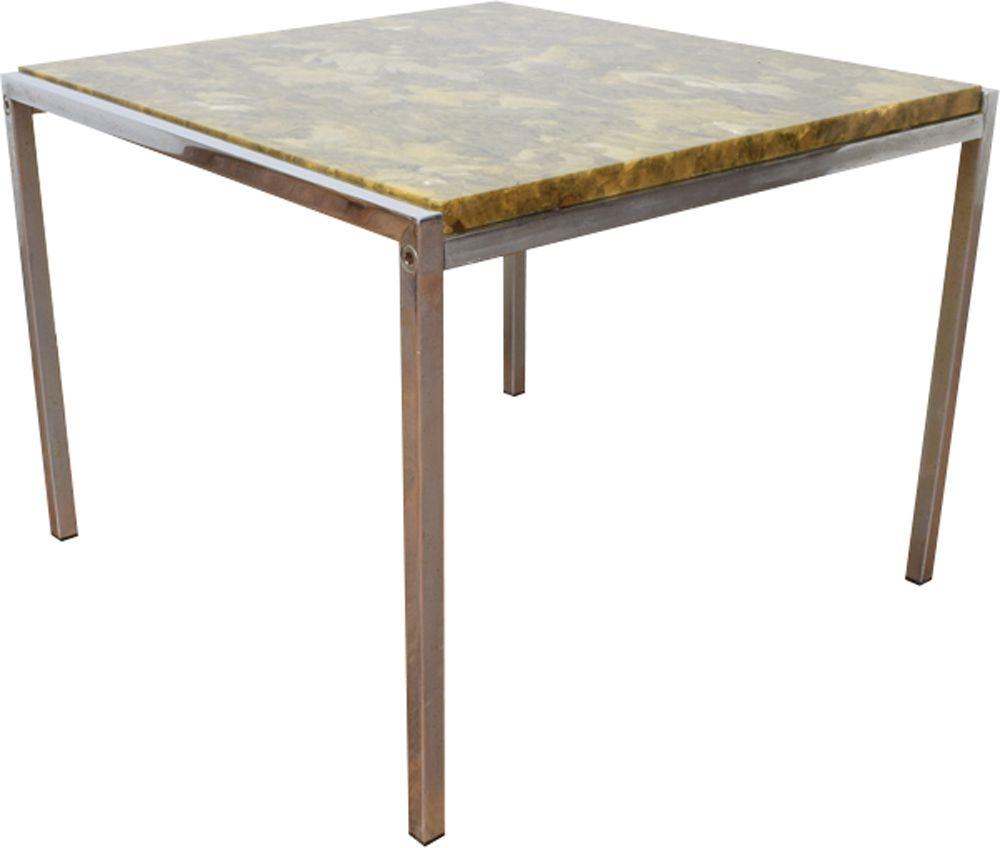 vintage german marble coffee table