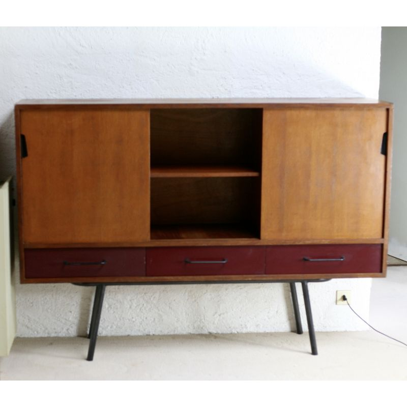 vintage buffet 102 by janine abraham meubles tv edition france 1953