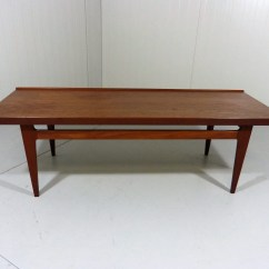 Finn Juhl Sofabord Teak Cushions For Sofa Coffee Table In And Wood 1950s Design