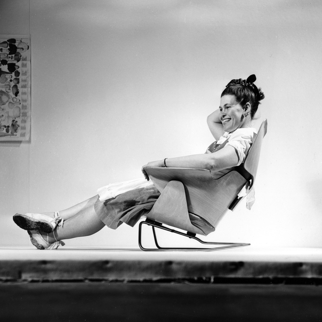 Kazam The Furniture Experiments of Charles  Ray Eames