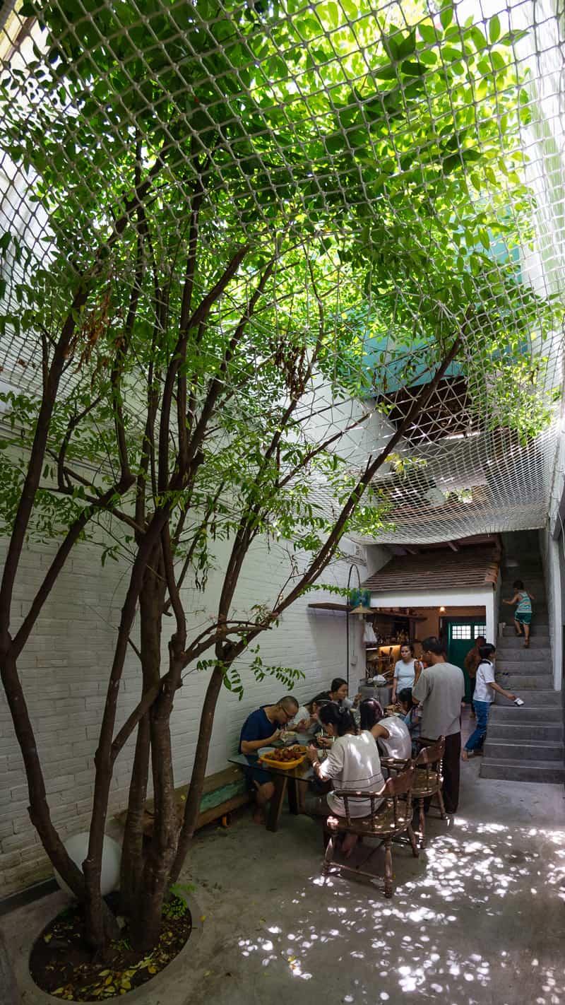 Saigon House, storia di un recupero