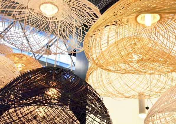 lampade di design da Maison et Objet