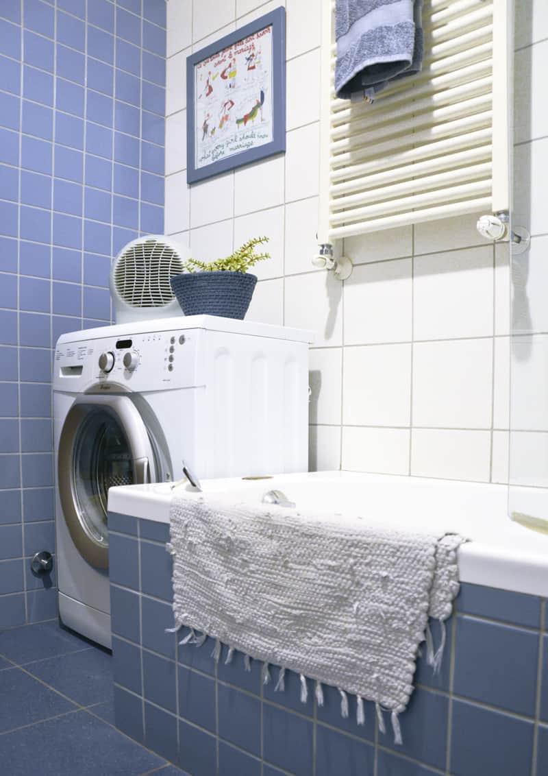 sono in piena crisi da architetto, devo rifare il bagno!