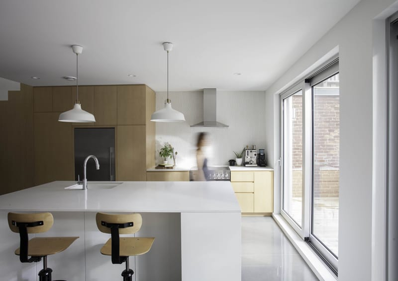 la cucina open space