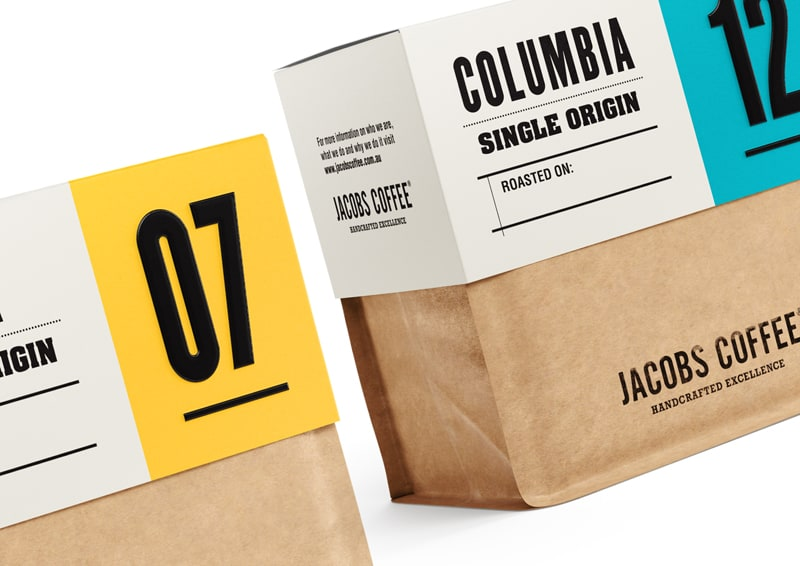 design australiano | Angela Spindler|Jacobs Coffee Beans