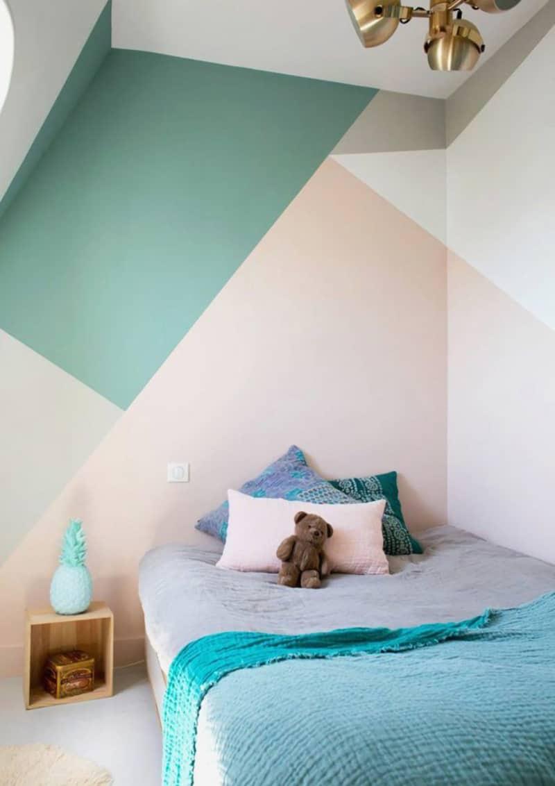 Uno dei tanti effetti pittura pareti molto facile da realizzare,. Effetti Decorativi A Parete Da Realizzare Con Le Pitture Design Outfit