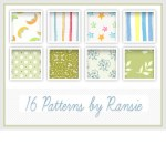 Patterns 20 by: Ransie3