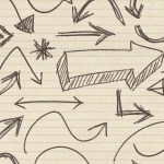 Hand Drawn Arrow Brushes by: Premium Pixels