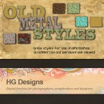 Old Metal Styles by: HG Designs