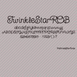 Free Font: Twinkle Star Rob