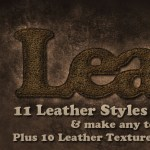 Leather Styles & Brushes by: suztv