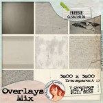 CU Overlays Mix by: My Warehouse of Dreams