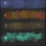 Photoshop Texture Painting Brushes