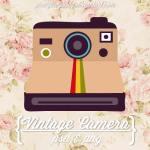 Vintage Camera PSD & PNG Clip Art