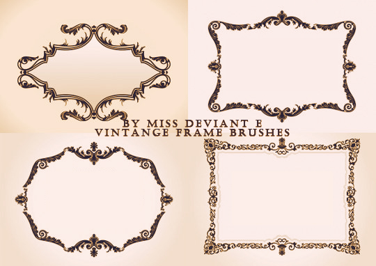 vintage_frame_brushes_by_miss_deviante-d4o3pk2