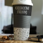 Coffee Cup Mockup Photoshop PSD