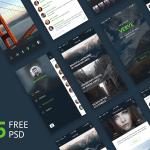Freebie: Verve UI Kit
