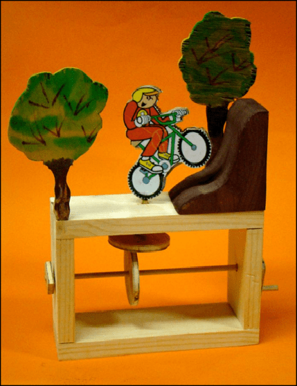 Mechanical Toys and Automata Projects  Design and