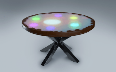 Interactive Dining Table
