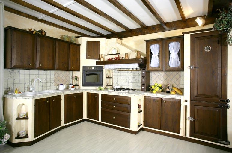 Progettare e realizzare una cucina in muratura